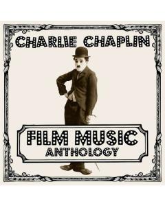 Charlie Chaplin Film Music Anthology (Double Vinyl / 2LP)