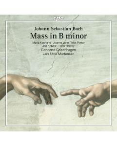 Bach: H-mol messe / Mass in B minor (Concerto Copenhagen; Lars Ulrik Mortensen) (2CD)