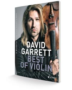 David Garrett - Best of Violin (Violin, Piano)
