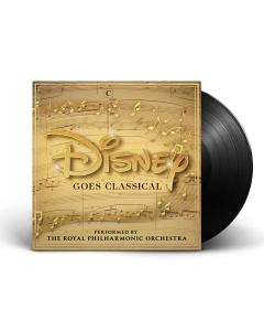 Disney Goes Classical (Vinyl / LP)