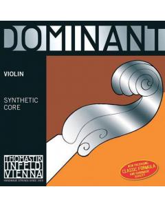 Dominant G-streng til Violin (Sølv)