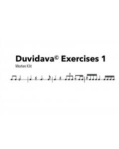 Duvidava© Exercises 1 (10-PAK)