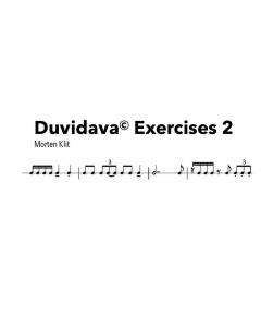 Duvidava© Exercises 2 (10-PAK)
