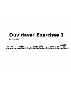 Duvidava© Exercises 3 (10-PAK)