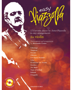 Easy Piazzolla for Violin