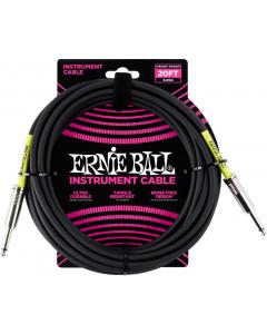 Ernie Ball Instrumentkabel 6m