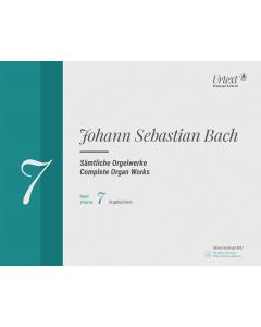 Bach, J.S.: Complete Organ Works (Vol. 3: Fantasien, Fugen) - ed. by  Pieter Dirksen