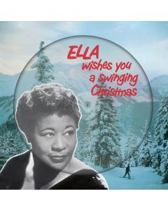 Ella Wishes You A Swinging Christmas (Ella Fitzgerald) (Picture Disc LP / Vinyl)