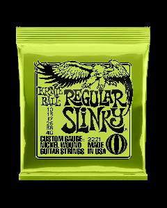 Ernie Ball Regular Slinky 10-46 - Strenge til El-Guitar (sæt)
