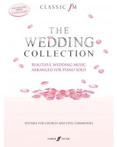 Classic FM: The Wedding Collection (Piano Solo)