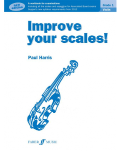 Improve Your Scales! Grade 1 (Violin)