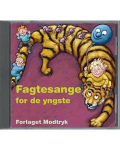 Fagtesange for de yngste (CD)