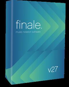 Finale Version 27 Upgrade