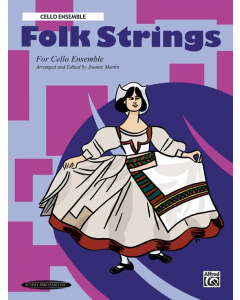 Folk Strings for Cello Ensemble