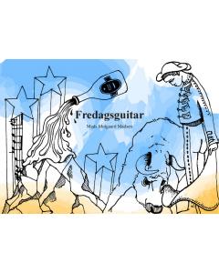 Fredagsguitar - for Guitarorkester (Mads Mølgaard Madsen)