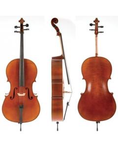 GEWA Cello, Allegro VC1 4/4 (Sæt med taske og bue)