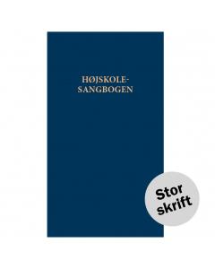 Den nye Højskolesangbog (Stor skrift)