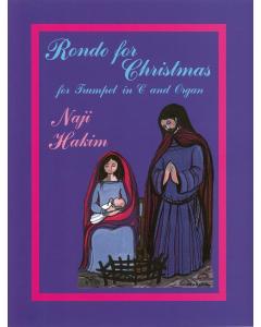 Hakim, Naji: Rondo for Christmas (Trumpet, Organ)
