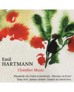 Hartmann, Emil: Chamber Music (CD)