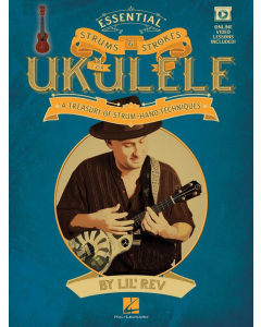 Essential Strums & Strokes for Ukulele (incl. Online Video)