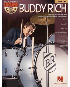 Drum Play-Along Vol. 35: Buddy Rich (incl. Online Audio)