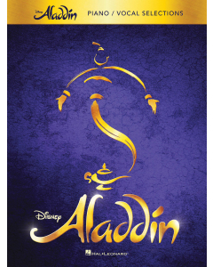 Aladdin - The Broadway Musical (Vocal Selections)