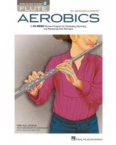 Flute Aerobics (incl. Online Audio)