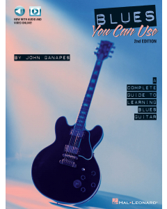 Blues You Can Use - 2nd edition (John Ganapes)