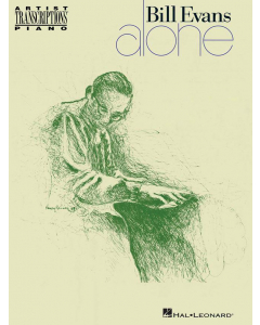 Bill Evans Alone Piano Transcriptions