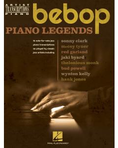 Bebop Piano Legends (Artist Transciptions for Piano)