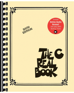 The Real Book 6th Edition (incl. Online Access)