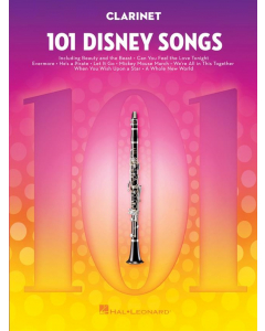 101 Disney Songs for Clarinet