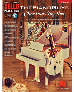 The Piano Guys: Christmas Together Vol. 9 (incl. Online Audio)