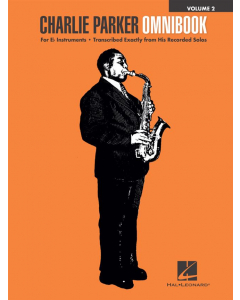 Charlie Parker Omnibook vol. 2 (Eb Instruments)