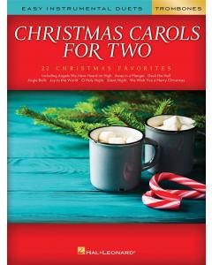 Christmas Carols for Two Trombones