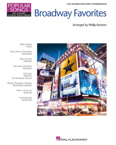 Broadway Favorites - arr. Phillip Keveren (Piano Solo)