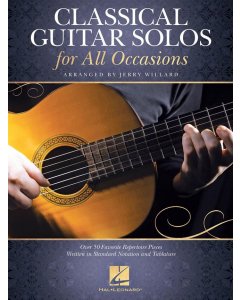 Classical Guitar Solos for All Occassions (Jerry Willard)