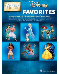 Creative Piano Solo: Disney Favorites