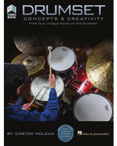 Drumset Concepts & Creativity (Video Book)