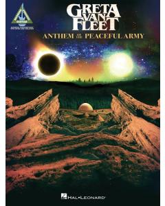 Greta Van Fleet: Anthem of the Peaceful Army (Guitar Recorded Versions)