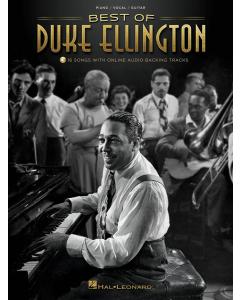 Best of Duke Ellington (Piano, Vocal, Guitar)