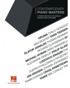 Contemporary Piano Masters (Solo Piano)