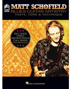 Matt Schofield: Blues Guitar Artistry - Taste, Tone & Technique (Video Book)