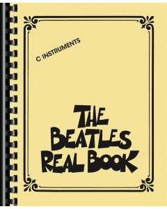 The Beatles Real Book (C Instruments)