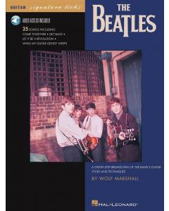 Guitar Signature Licks: The Beatles (incl. Online Audio)