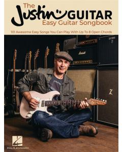 The JustinGuitar Easy Guitar Songbook