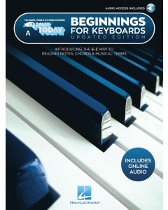 E-Z Play Today: Beginnings for Keyboards - Updated Edition (incl. Online Audio)