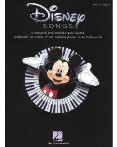 Disney Songs - Piano Solo