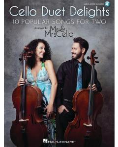 Cello Duet Delights (incl. Online Audio)