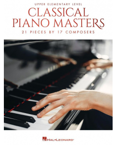 Classical Piano Masters (Upper Elementary)
